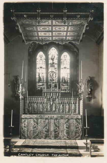 cantley-comper-altar