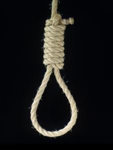 hanging-rope