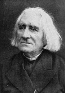 Franz Liszt (1811-1886) Composer and Cleric in Minor Orders
