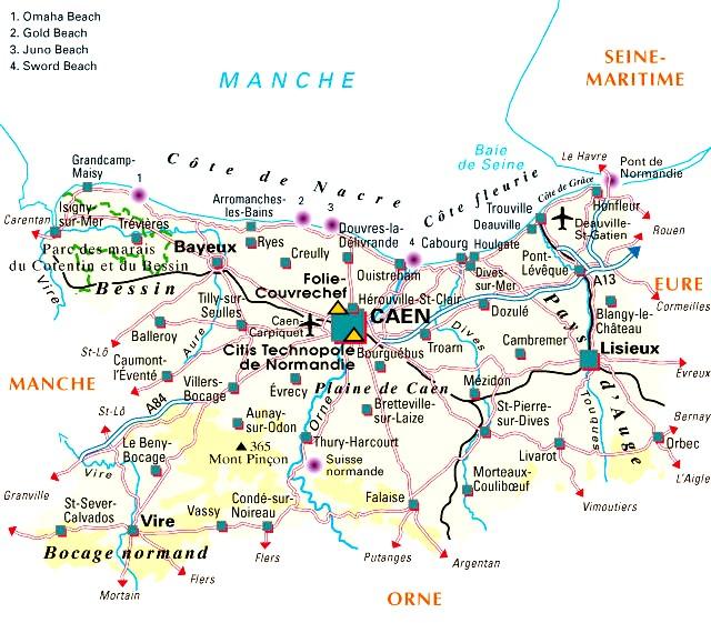 calvados-map